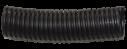 Трубка гофрированная d=6,8 mm (CR 207) 5 м