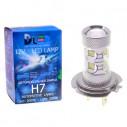 Автолампа светодиодная DLED H7 - 10 Epistar HP + Линза