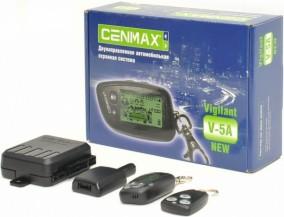 Автосигнализация CENMAX VIGILANT V-5A