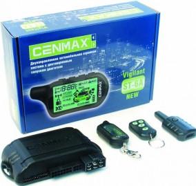 Автосигнализация CENMAX VIGILANT ST-6A