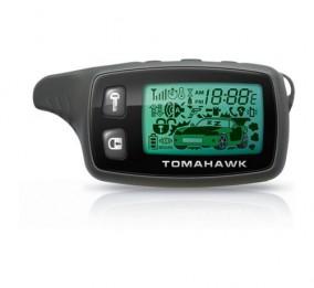 Основной ЖК брелок Tomahawk TW-9020