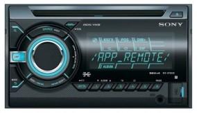 Автомагнитола Sony WX-GT80UE