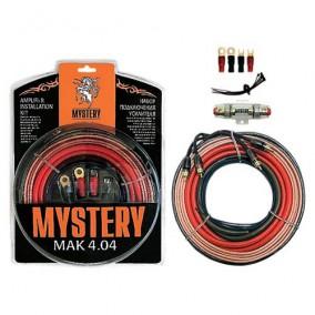 Набор проводов для усилителя MAK-4.04