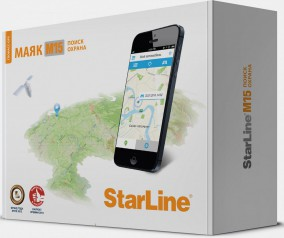 GSM/GPS-модуль STARLINE M15 Эко ГЛАНАСС