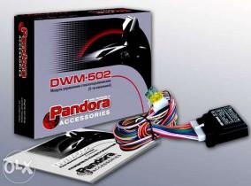 Модуль управления стеклоподъемниками Pandora DWM 502