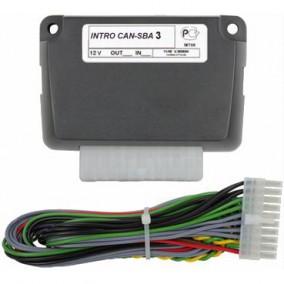 Модуль рулевого управления INTRO CAN-SBA3