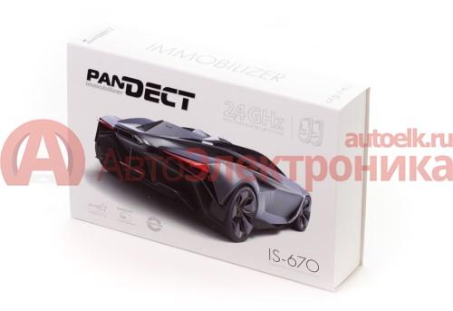 Автомобильный иммобилайзер Pandect IS-670