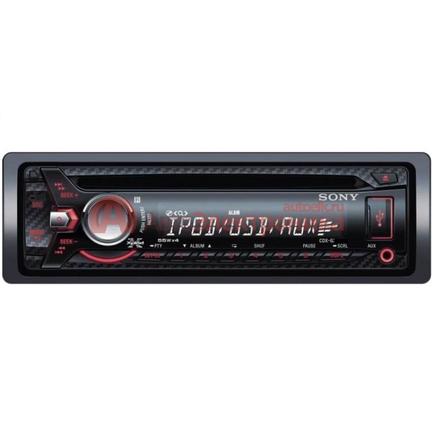 Автомагнитола Sony CDX-G1100UE
