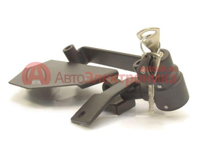 Блокиратор КПП Гарант Консул для Nissan Almera (2013-) 1.6 R4 16V А+ P производство ВАЗ