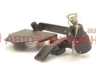 Блокиратор КПП Гарант Консул 23005.L для Lada Largus 1-е пок. (2012-) М5 R-назад Селектор № 8200 760 429 (чёрный)