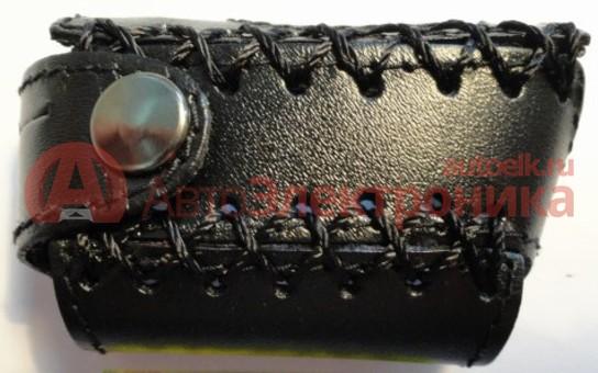 Чехол для брелока Pandora DXL3000 плетенка с кнопкой