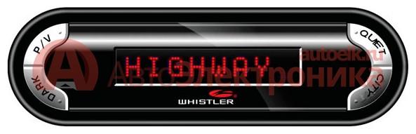 Радар-детектор Whistler Pro 3600 ST Ru