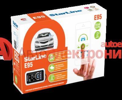 Автосигнализация StarLine E96 v2 BT 2CAN-4LIN GSM/GPS