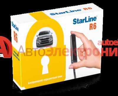 Подкапотный радиомодуль StarLine R6