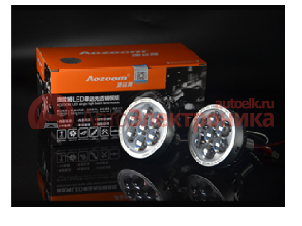 Aozoom AL-02(ALPD-04) c функцией devil eyes