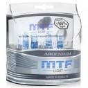 Галоген MTF Argentum+80% H4 (4000К)