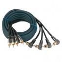 RCA кабель Кicx DRCA45