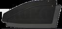 Автошторки ТРОКОТ на Mazda, CX-5 (без выреза под обогрев на ЗВ) (2011-2017),