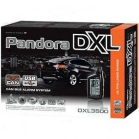 Автосигнализация PANDORA DXL 3500 CAN