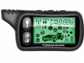 Ремкомплект брелка Tomahawk TZ 9030 (основной)