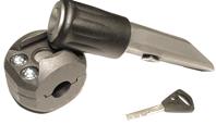 Блокиратор рулевого вала Гарант Блок Люкс 717.E/f для Газель Next (2013-)