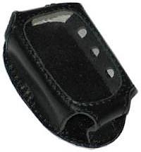 Чехол для брелока Jaguar 777  кобура на подложке с кнопкой