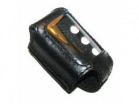 Чехол для брелока StarLine С4/С6/С9 серия кожа черный