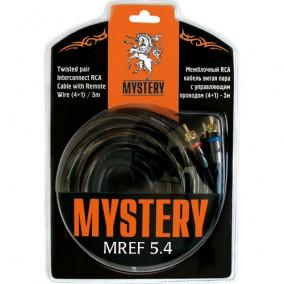 RCA кабель Mystery MREF-5.4