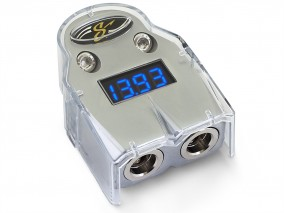 Плюсовая аккумуляторная клемма с дисплеем Stinger SHT-301