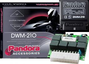 Модуль стеклоподъемников Pandora DWM 210
