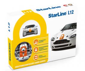 Замок капота StarLine L12