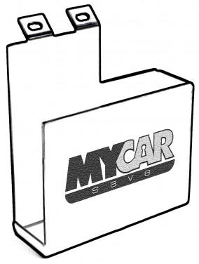 MyCarSave MCS-1205 Защитный бокс ЭБУ Mitsubishi L200 (2006-)
