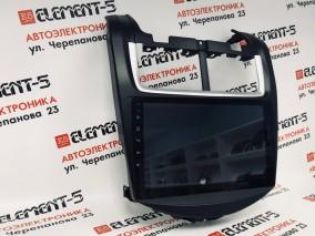 Магнитола Андроид 5EL на AVEO 2014
