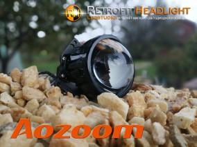 Aozoom A4 Bi-LED LENS 3.0 inch