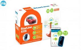 StarLine AS96 v2 BT 2CAN-4LIN 2SIM LTE-GPS