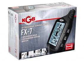 Сигнализация KGB GX-7