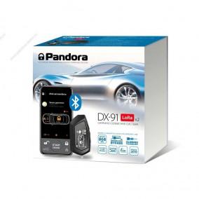 Автосигнализация Pandora DX -91 LoRa